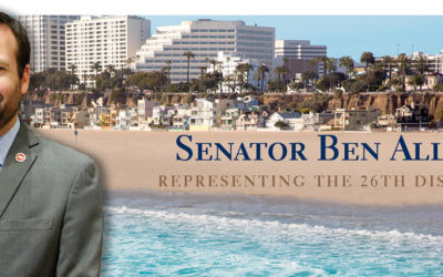 Senator Ben Allen's Recognition